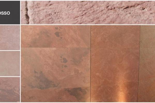 Slate Lite - Terra Rosso