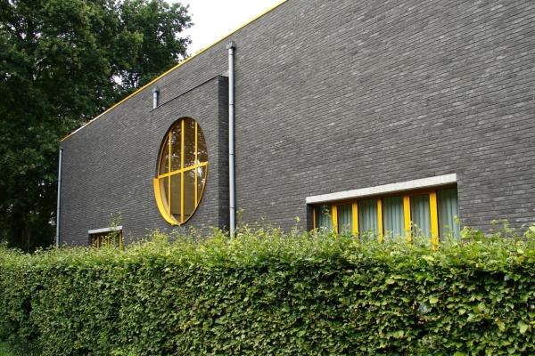 Cegły Terca - B28 Agora Grafietzwart