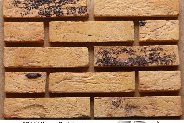 Cegły Terca - B3 Lichtbrons Gesinterd
